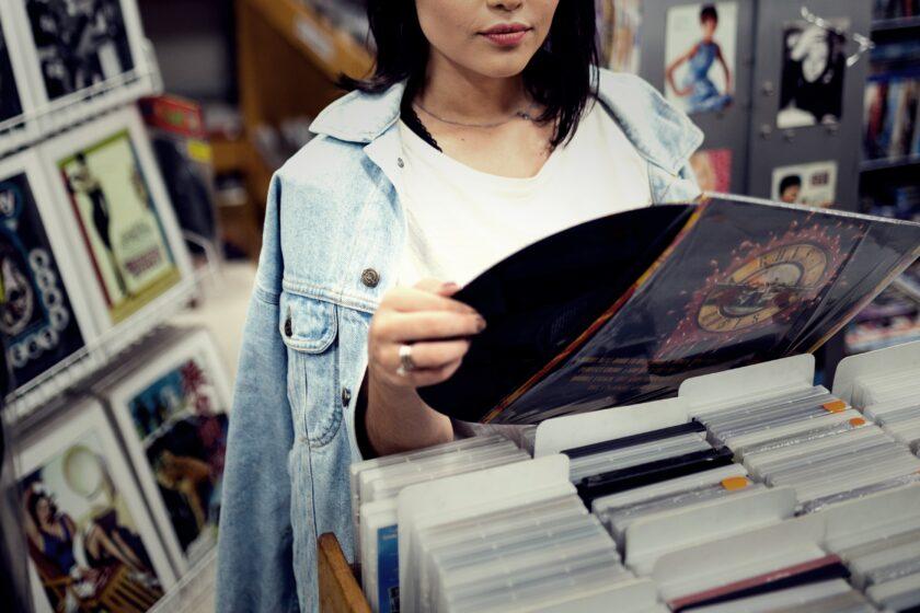 アナログ・レコードは永遠に不滅です!(2)