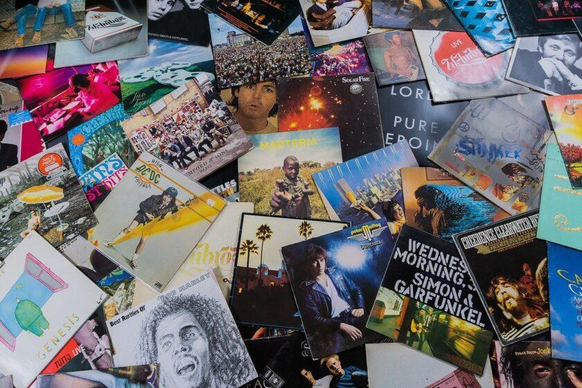 アナログ・レコードは永遠に不滅です!(1)